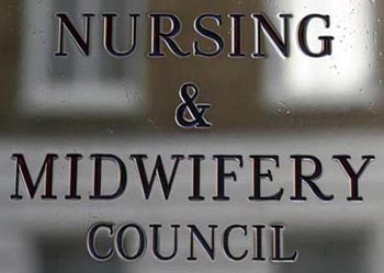 Nurse struck off for taking dying patient's savings