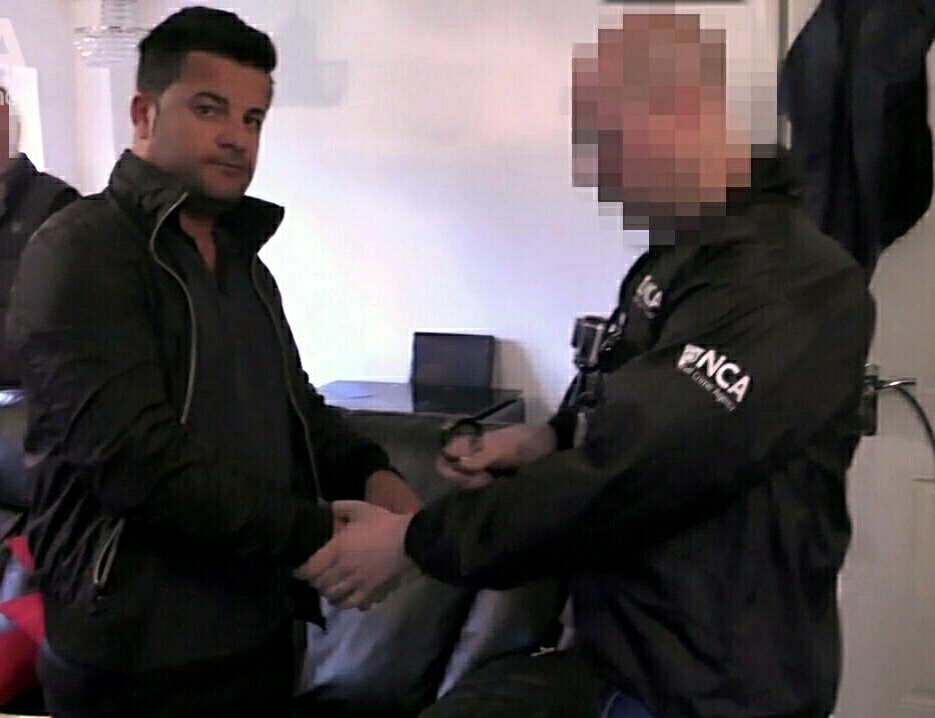 Iraqi 'people smuggler' facing extradition to France