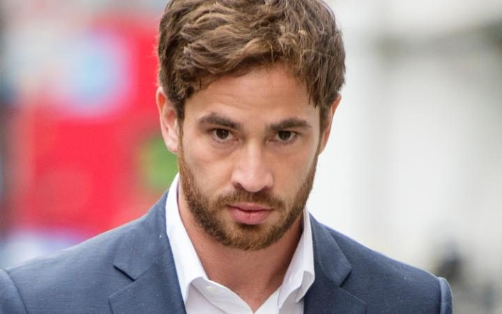 Rugby hero Cipriani 'blackmailed by two women'