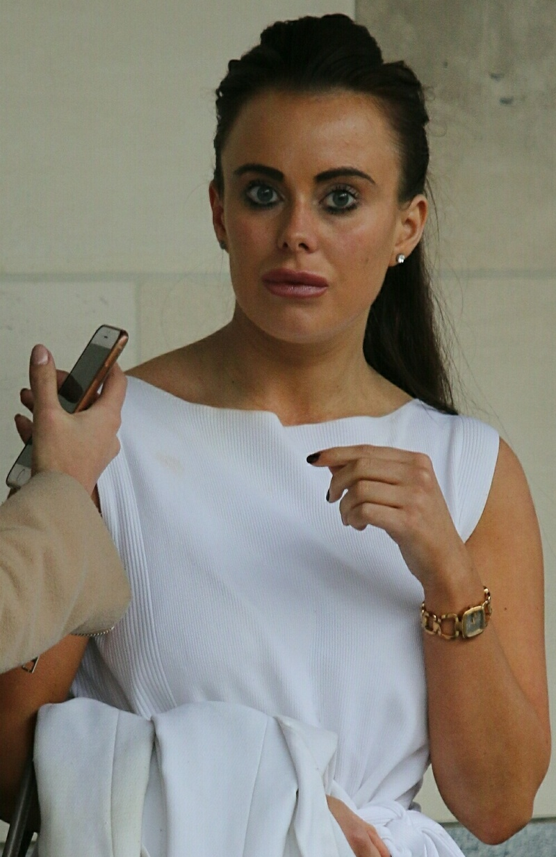 Model cleared of stealing £28,000 watch after 'no show' from businessman