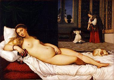 Half naked woman was 'like Titian masterpiece'