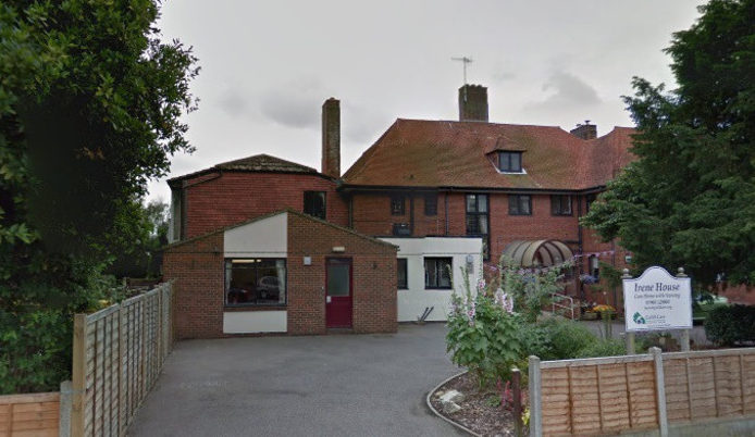 Care home manager showed colleague sex video on his iPhone