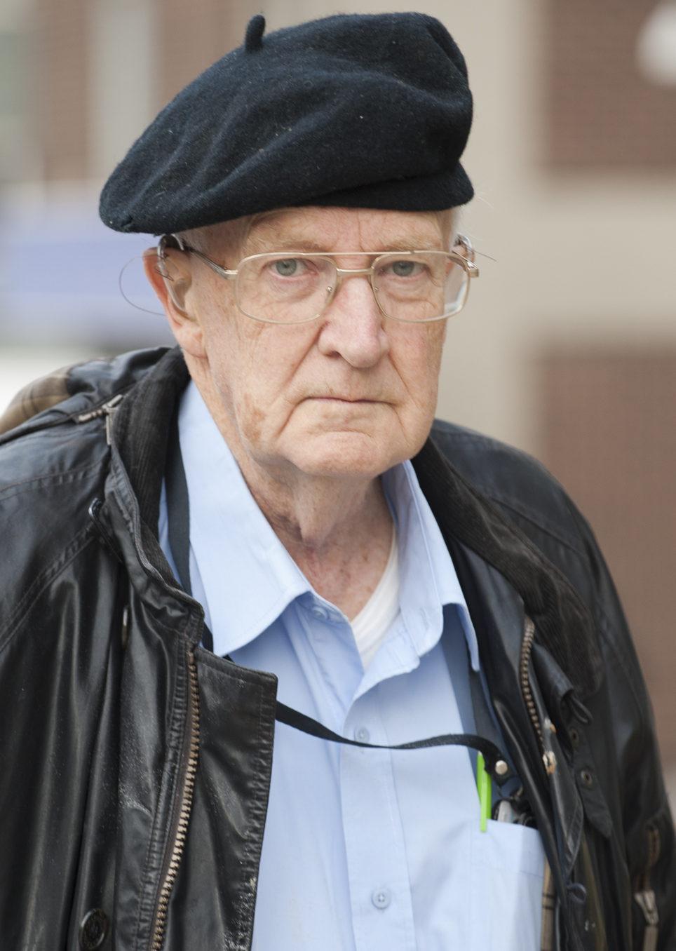 Senior cop 'harmed' by pensioner's letters