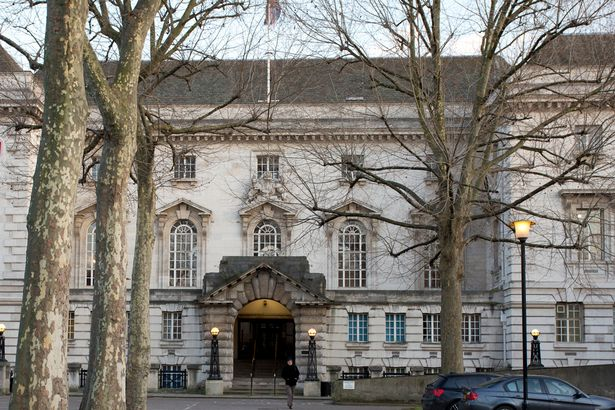 Carer 'banned from contacting his wife'
