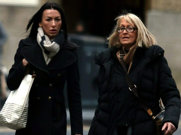 Mum and model daughter face jail for £3m property scam