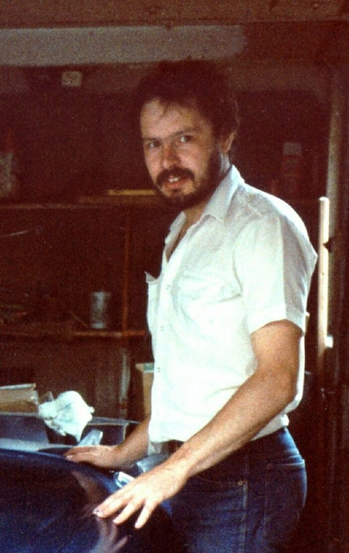 Former officer denies concealing crates of 'axe murder' evidence