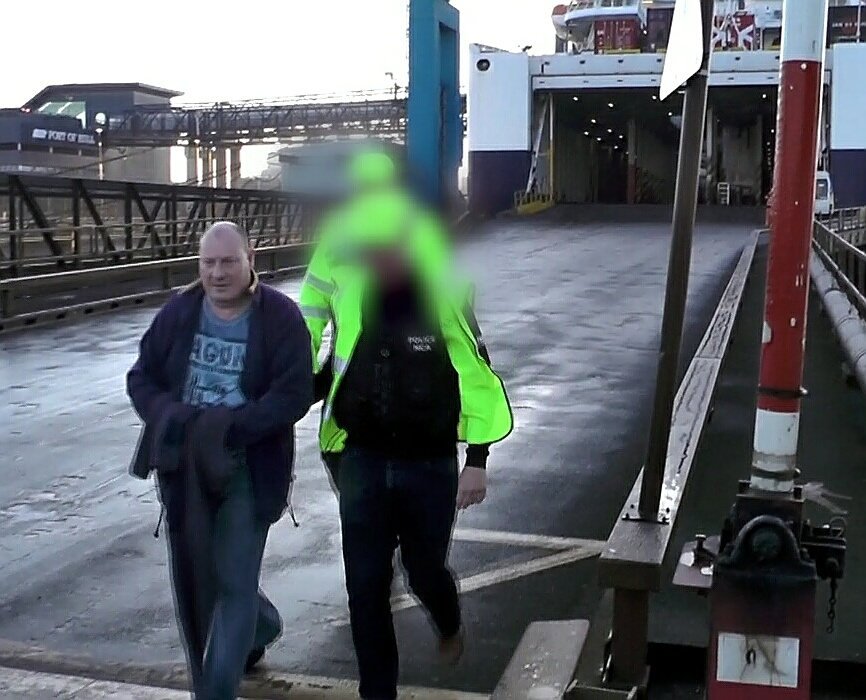 Jail for ferry worker who bragged about coke smuggling