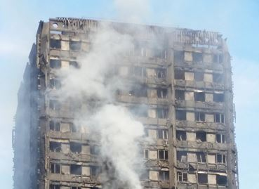 Judge refers to Grenfell Tower tragedy as he jails arsonist for 10 years