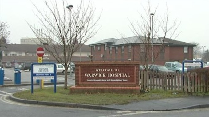 Nurse stopped relative from seeing dying patient