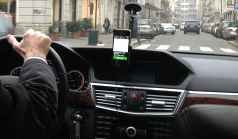Uber driver 'kicked and punched pregnant wife'