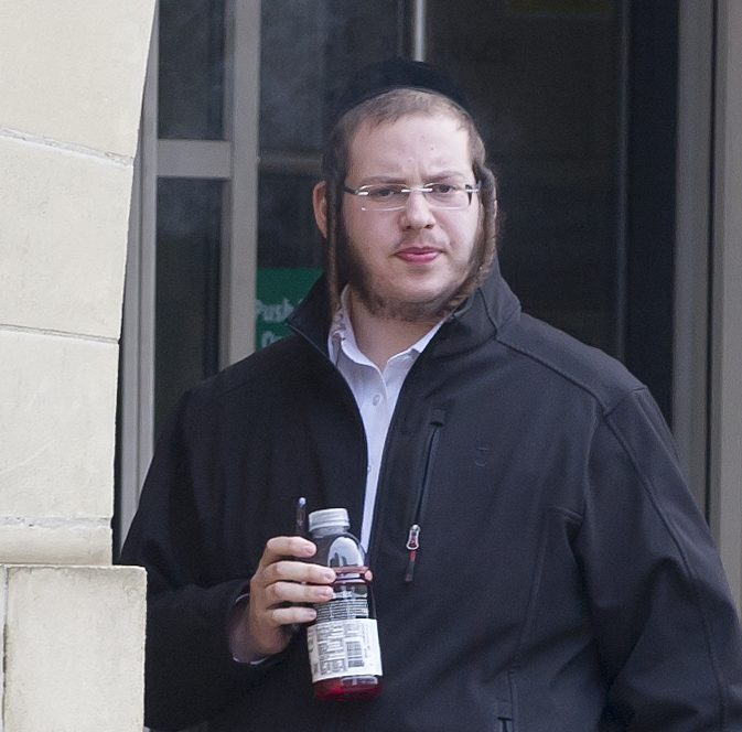 'I had to restrain him' says Jewish man accused of warden attack