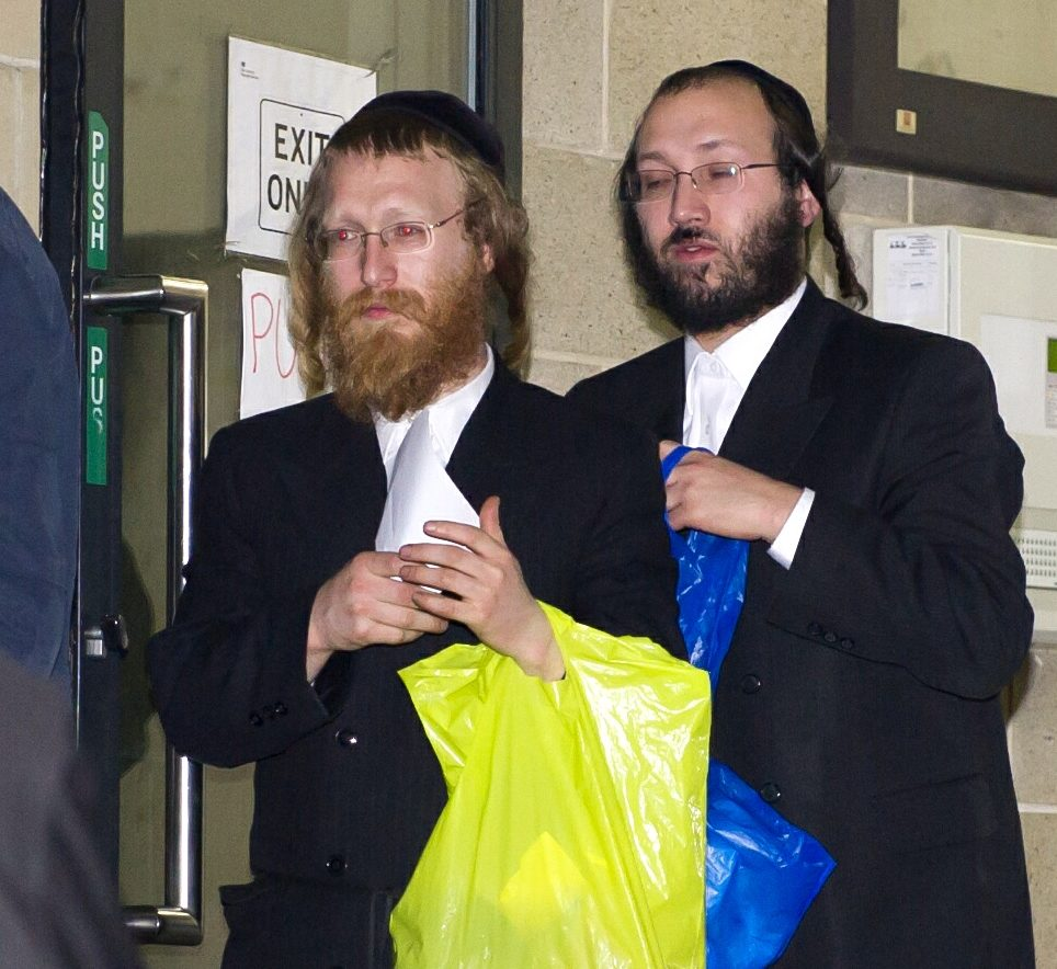 Battling Orthodox Jew had ongoing feud with warden