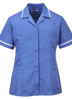 Ban for nurse who shoved hands down colleague's uniform