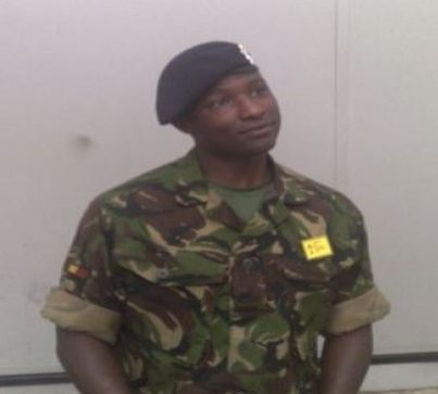 Soldier plunged to his death trying to catch his mobile phone