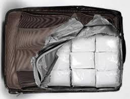 Coke courier faces ten years in chokey