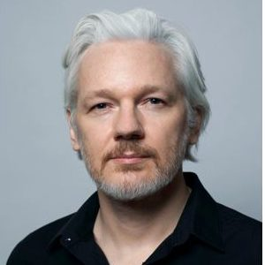 'Does Julian Assange have the courage to come to court?'