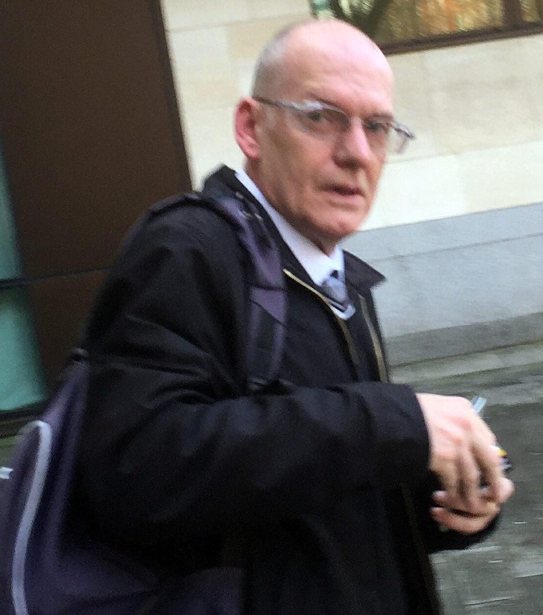 Pervert took up-skirt shots on a day out with his daughter
