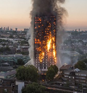 Four more suspected Grenfell Tower fraudsters in court
