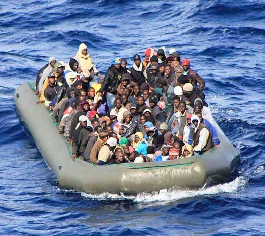 Jail ahoy for people smuggler