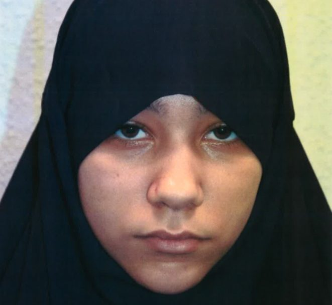 Teenage girl faces jail over Britain's first all-women terror plot