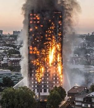 Conman pretended to be son of Grenfell Tower victim
