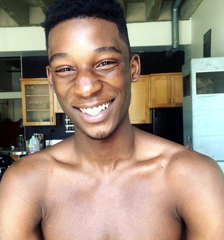 'Model told rival he was a fan before he killed him'