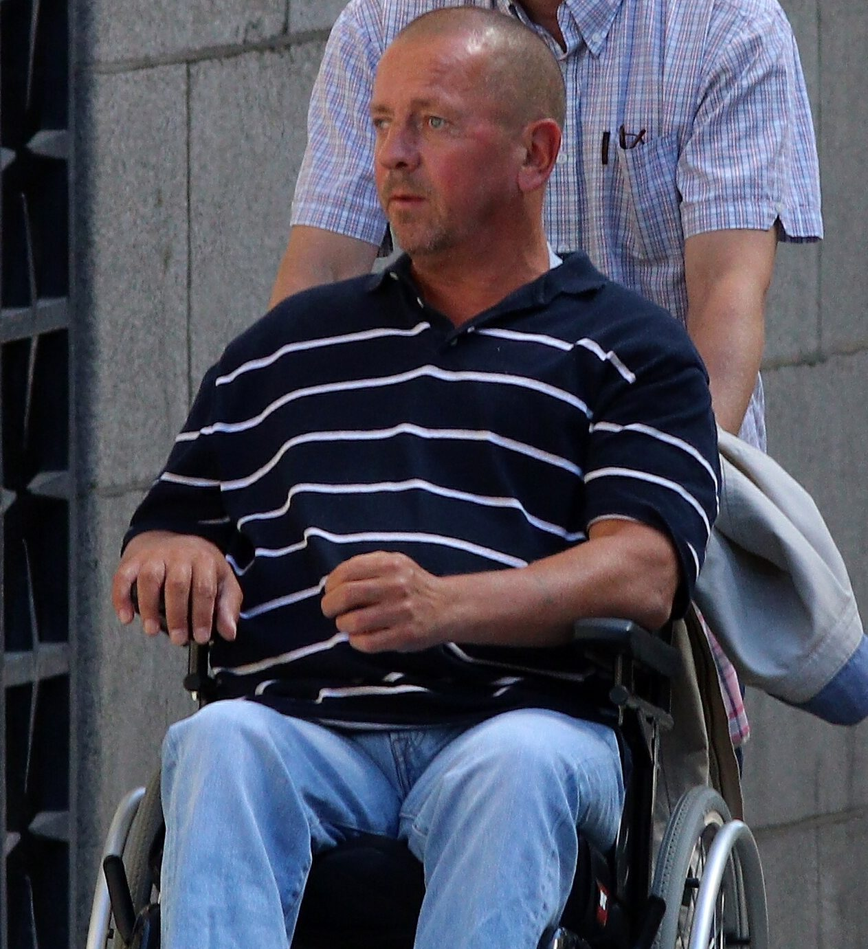 20 years for the crackhead who put his friend in wheelchair