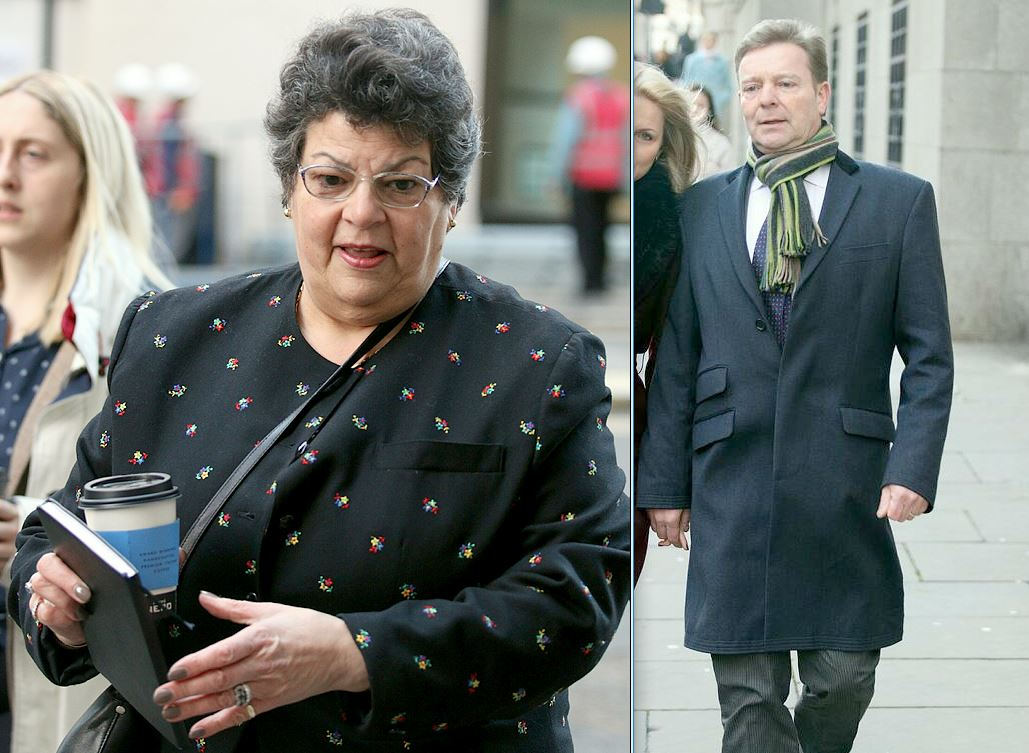 MP and associates in court accused of expenses fiddle