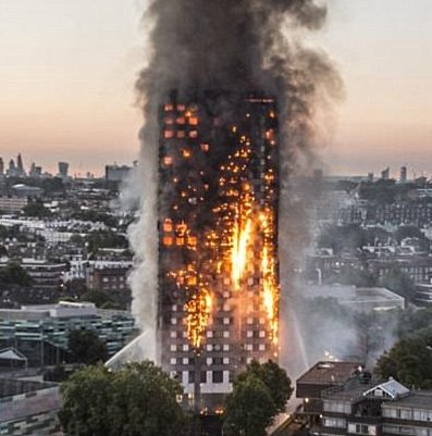 'I was hallucinating when I said I lived in Grenfell Tower'