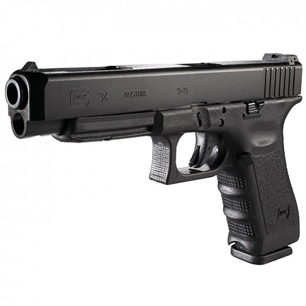 Teenager's gun arsenal