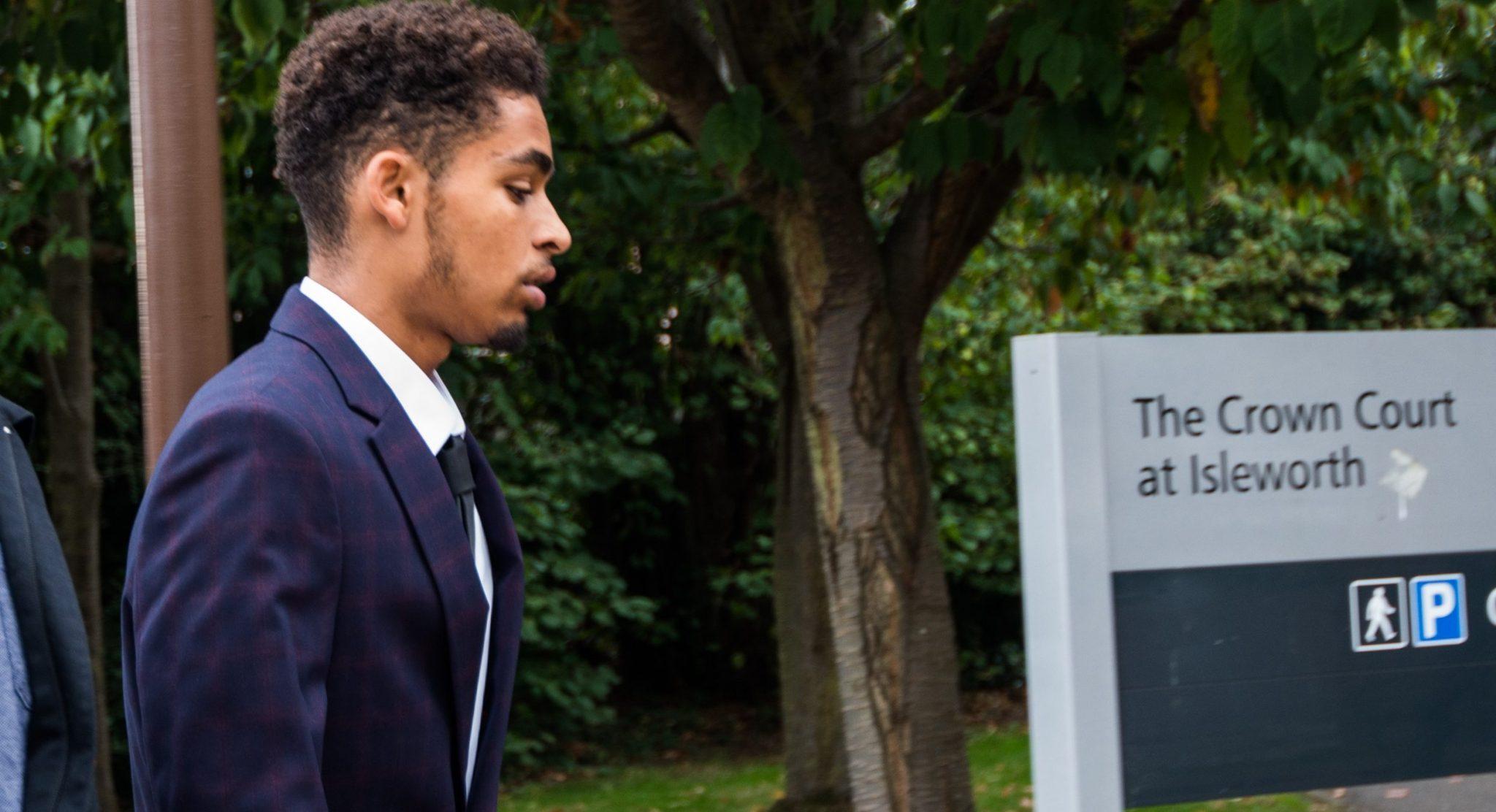 Ex Charlton player faces jail for WhatsApp rape