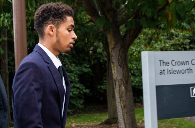 Footballer and flatmate 'raped Tinder date'