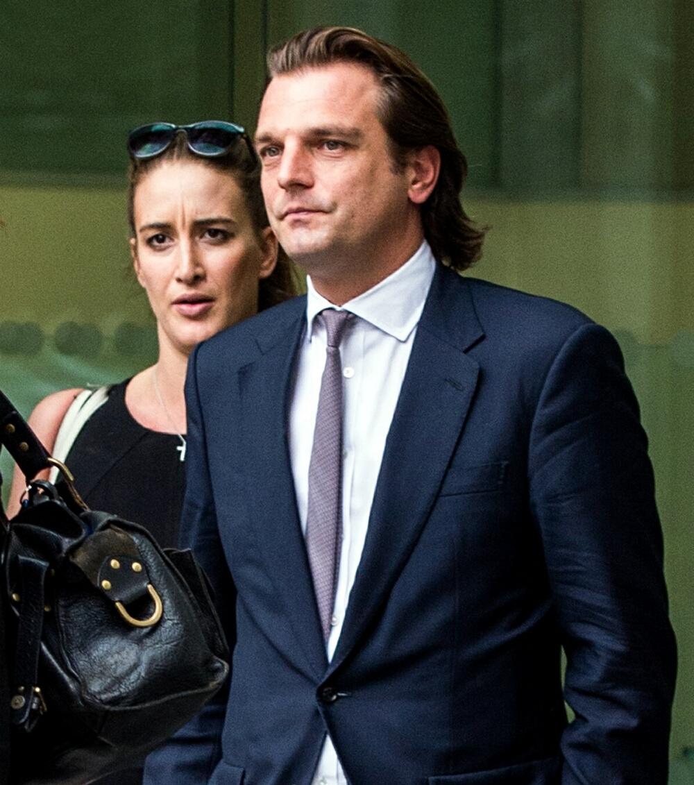 Hedge fund manager's drunken assault