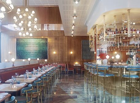 Diner 'spat at waitress at Nordic-themed restaurant'