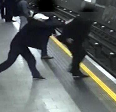 Life for maniac who pushed Eurotunnel chief onto Tube tracks