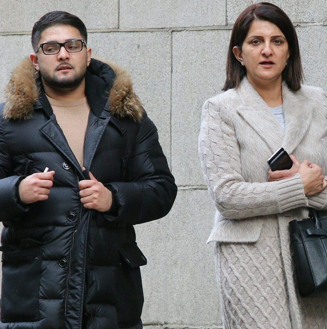 Mother and son face jail for laundering £750k