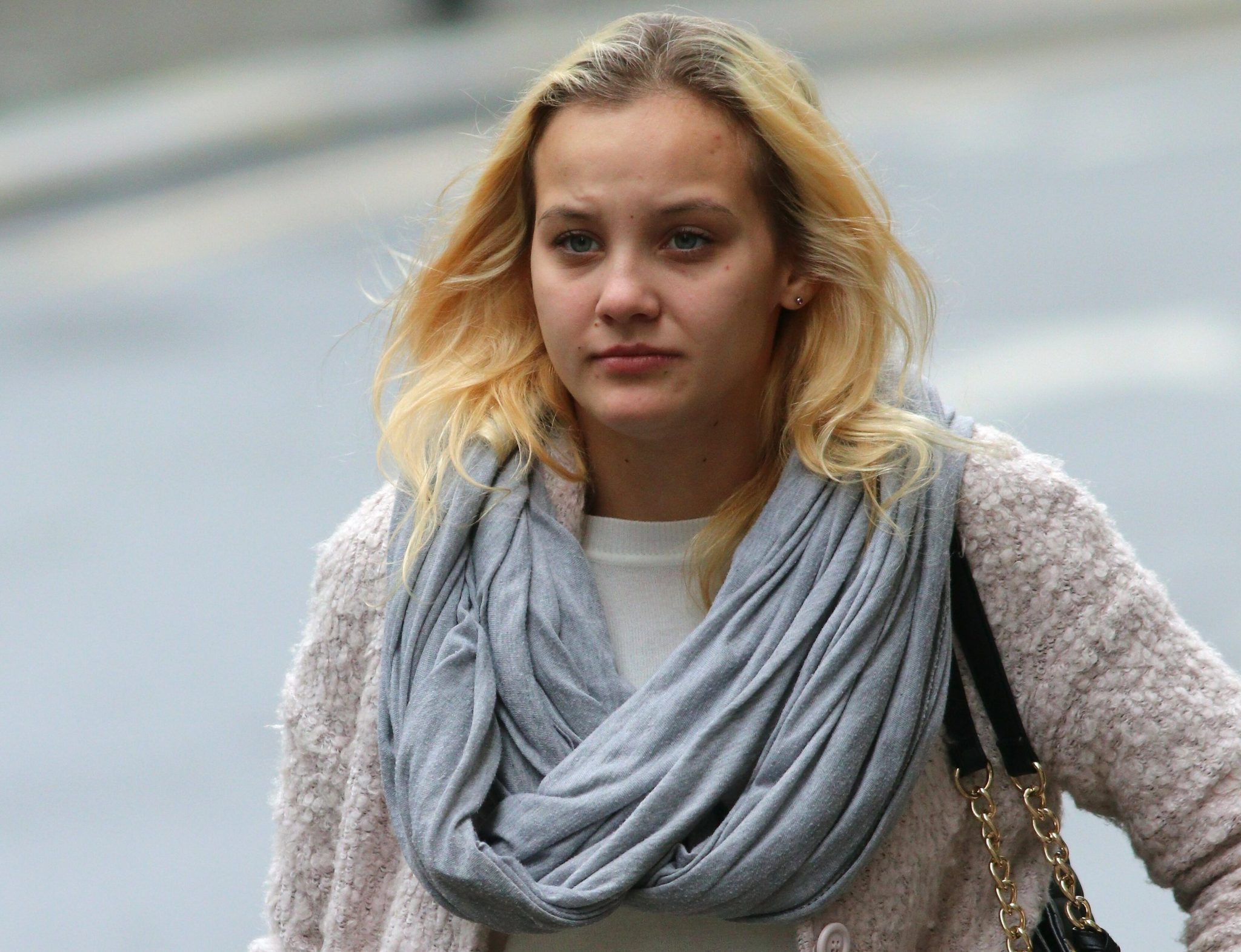 Teenager who helped cover up murder walks free