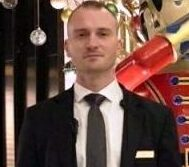 Alleged killer denies murdering 'orgy doorman'