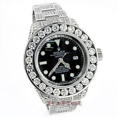 Jail for Rolex watch raider