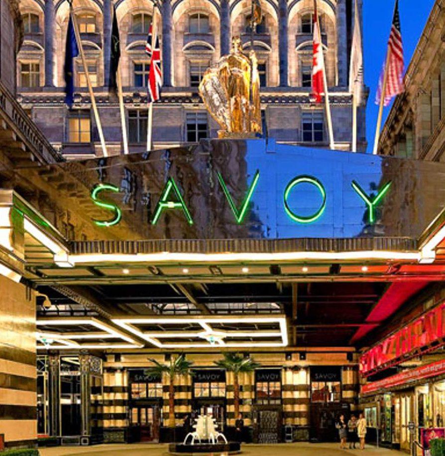 Punchin' at the Savoy