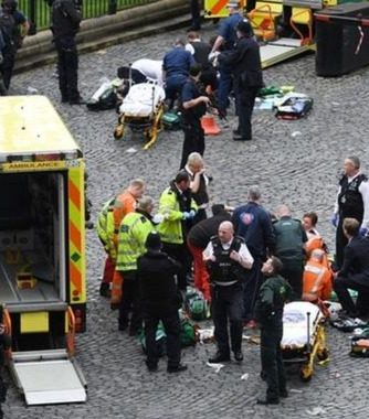 Westminster terror attack was 'the decree of Allah'