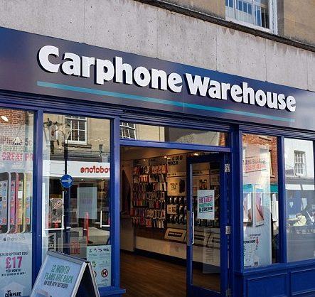 Jail for phone shop raiders