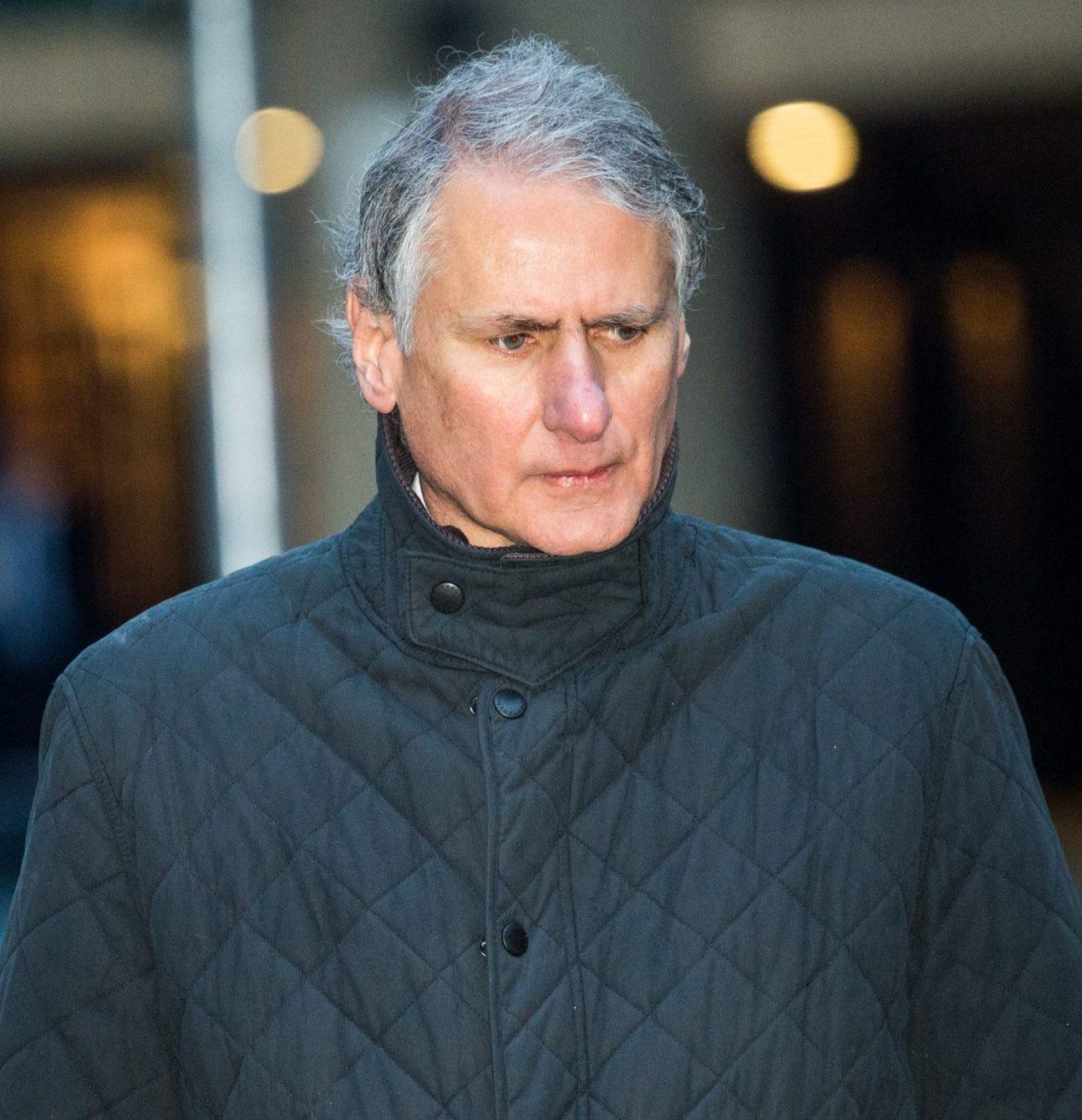 Banker said prison food joke showed his legal diligence