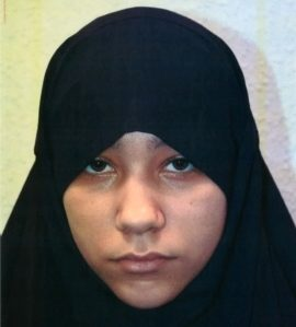 'Sister of Terror' gets sentence cut because she was 'groomed'