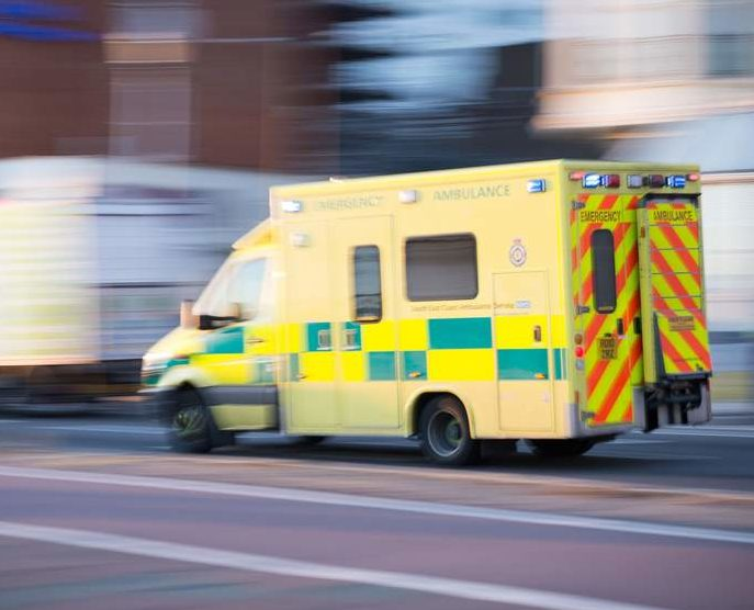 Caution for paramedic after 'paki' remark