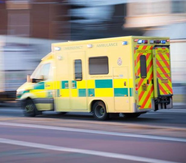 Paramedic claimed patient was faking
