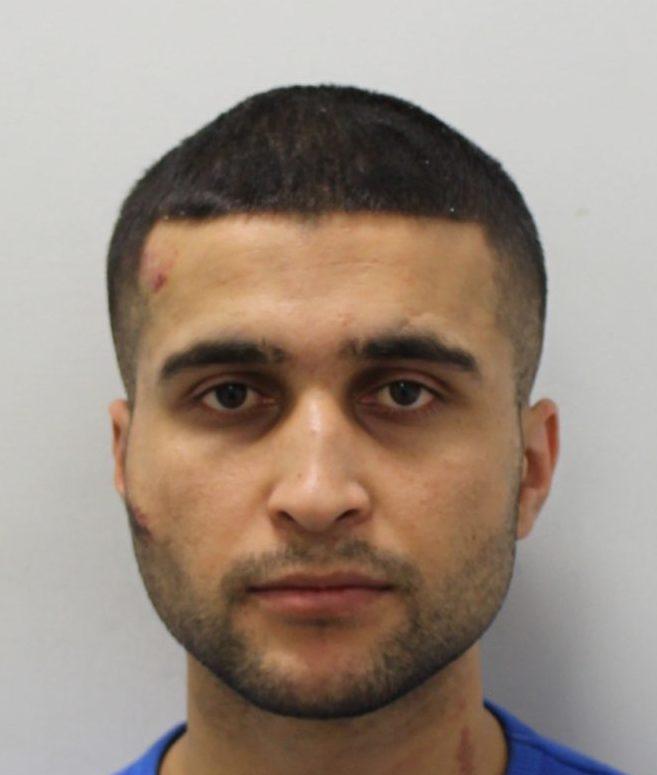 Afghan asylum seeker guilty of trying to murder stranger