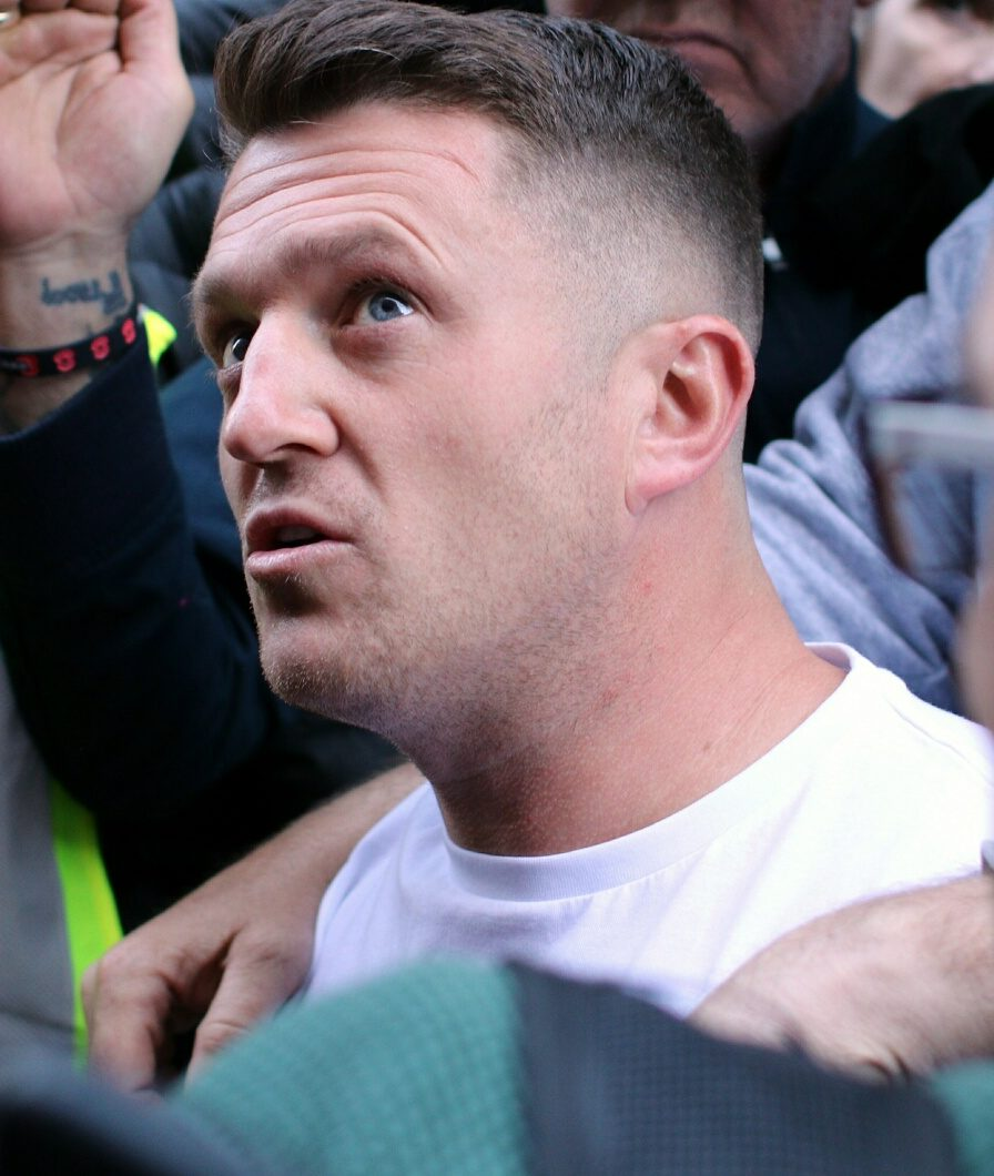 Tommy Robinson gets nine months