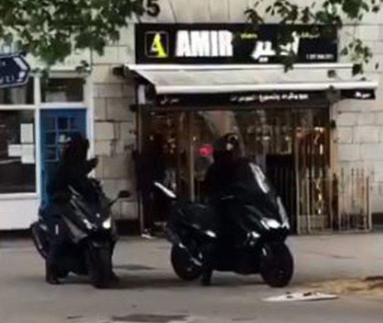 Jail for moped raider