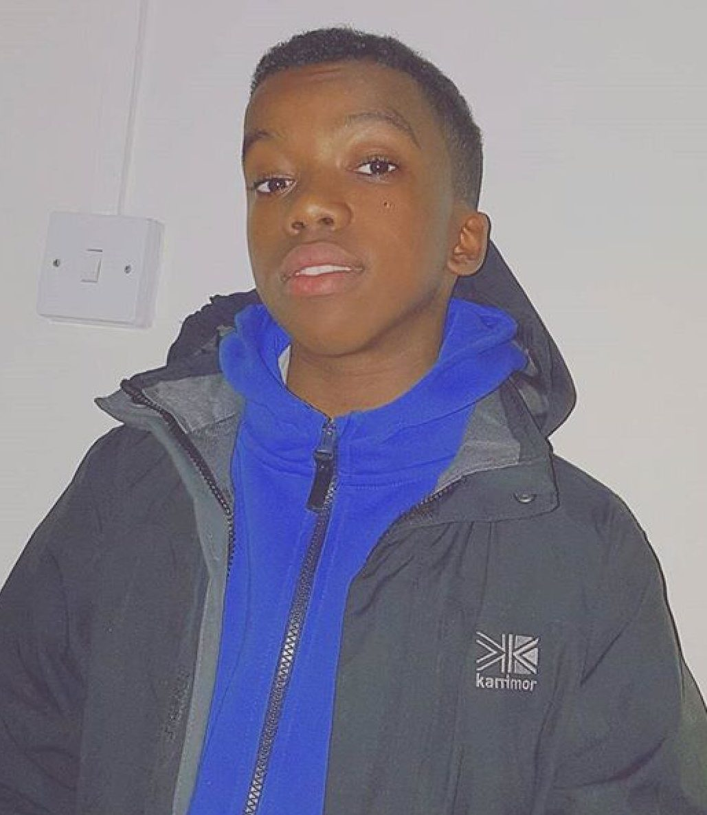 Boys 'mowed down cyclist before gang beat him to death'